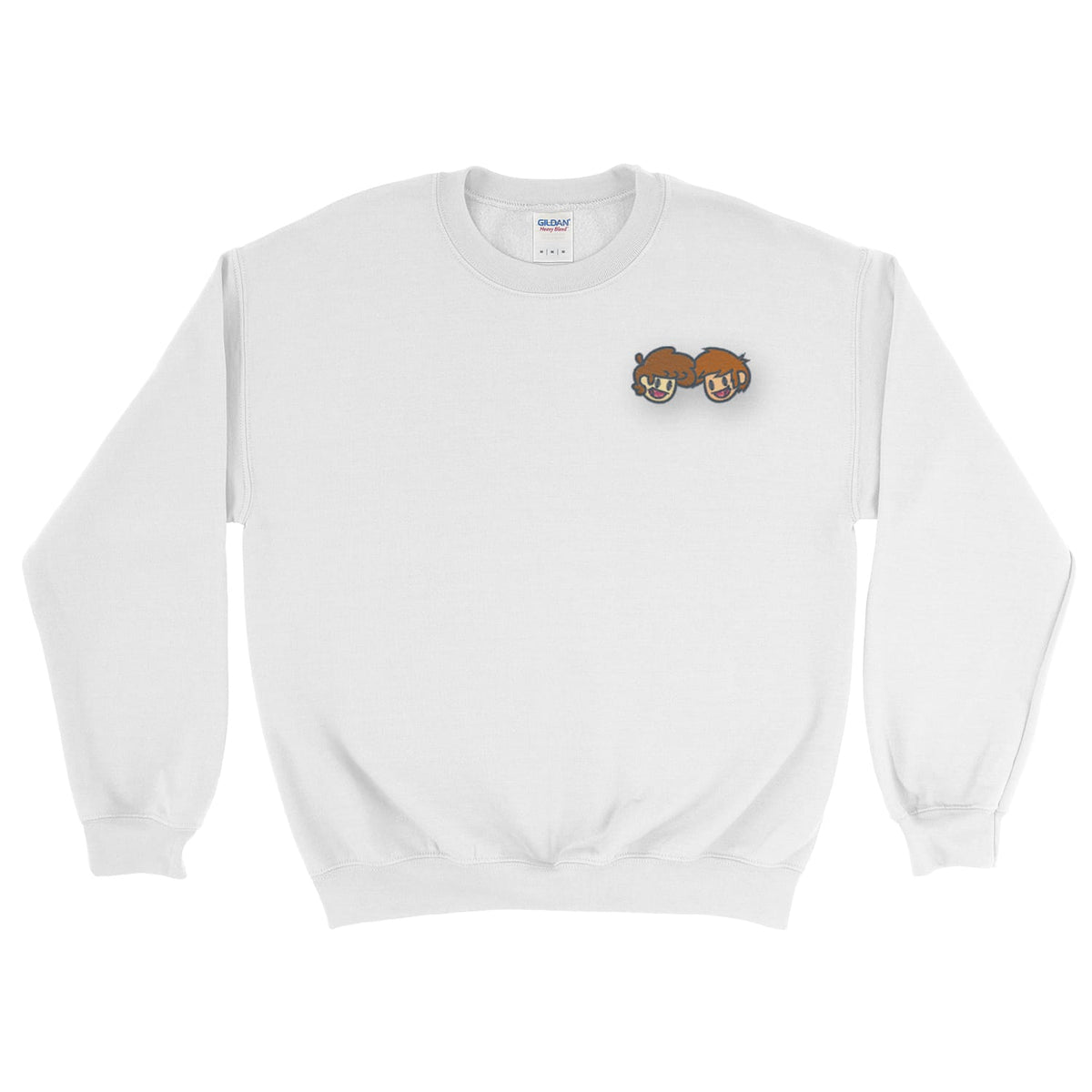 BPTV Faces Sweatshirt
