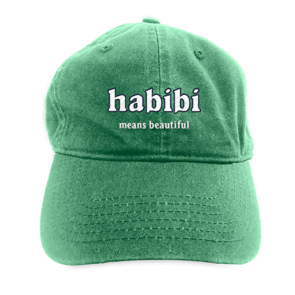 Habibi Means Beautiful Hat