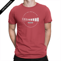 Limited Edition Mobile Evolution - Unisex T-Shirt Red