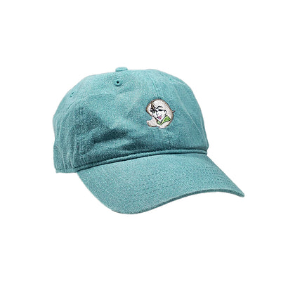 Spechie Embroidered Dad Hat Seafoam