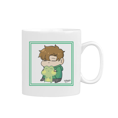 TJ and Kero Mug