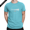 Limited Edition Mobile Evolution - Unisex T-Shirt Turquoise