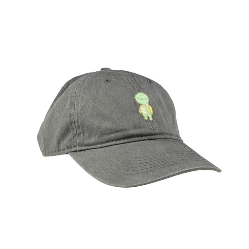 Turtle Amigo - Embroidered Cap Pepper