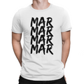 MarMar Stacked - Unisex T-Shirt