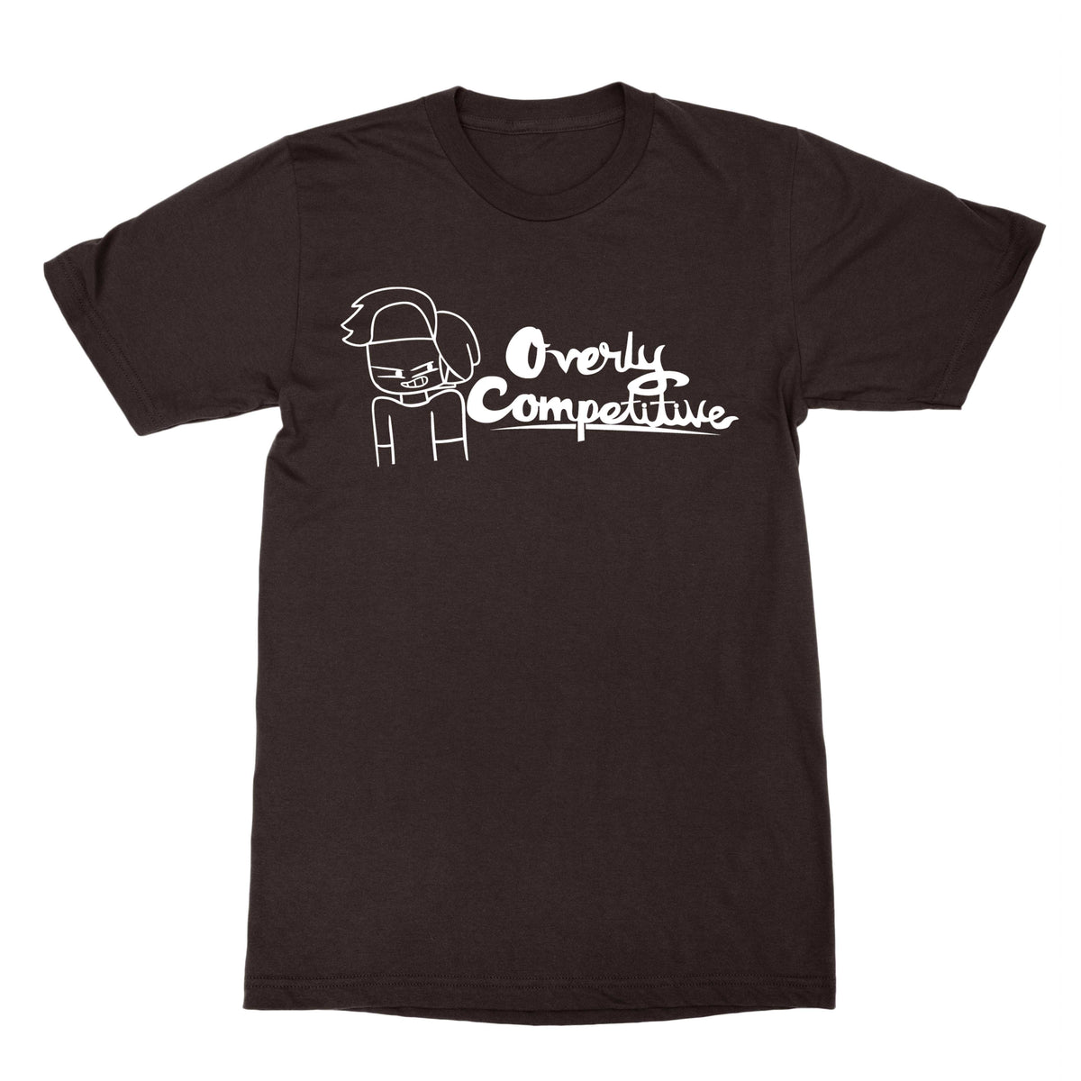 Overly Competitive Unisex T-shirt