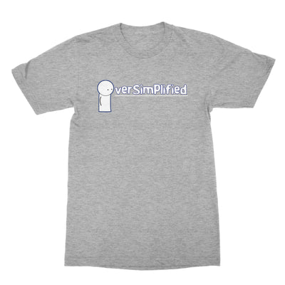 Oversimplified Logo - Unisex Shirt