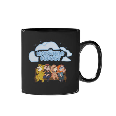 Warp World Podcast Mug