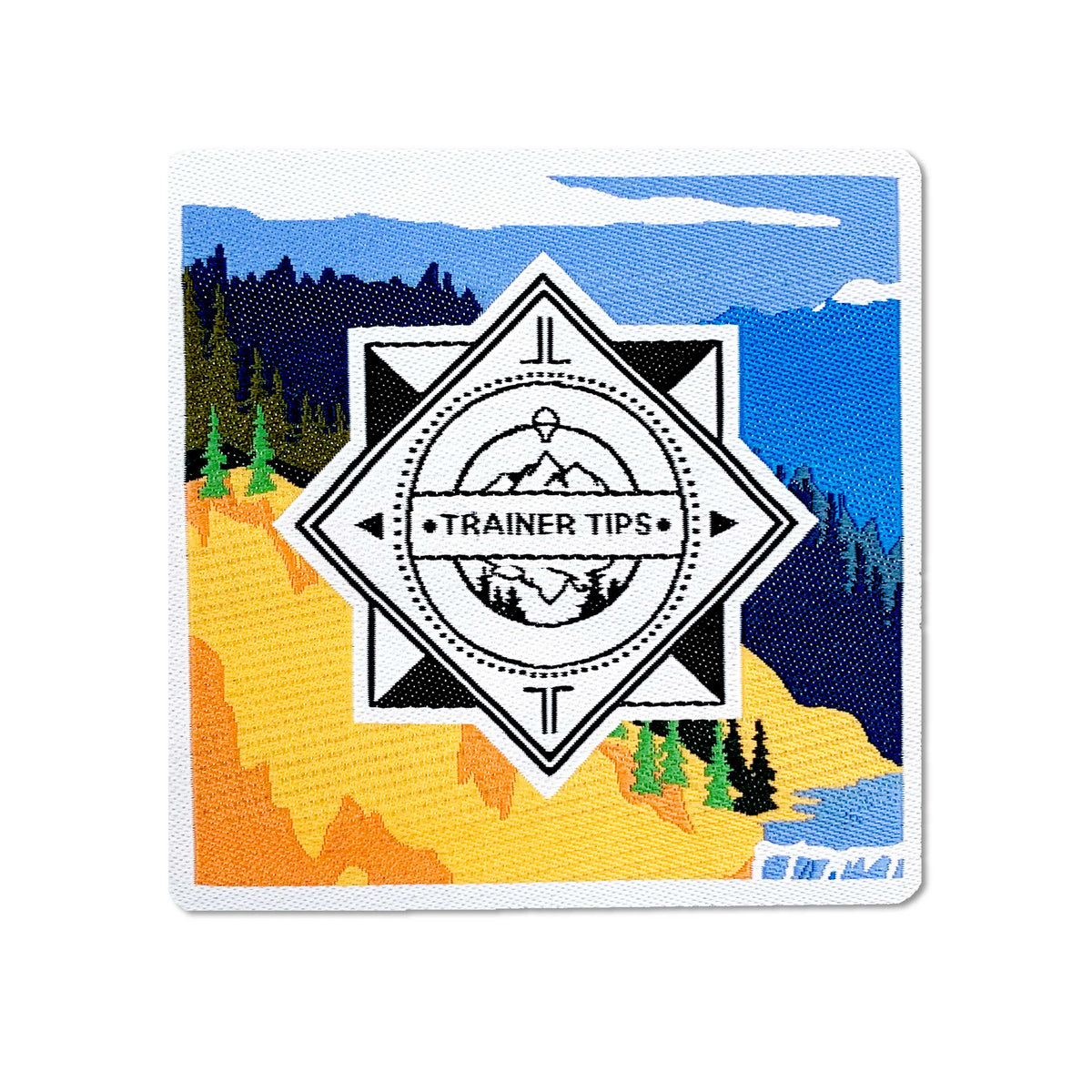 Limited Edition - Yellowstone Iron-On Patch
