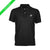 Fat Koala Youth Polo Black