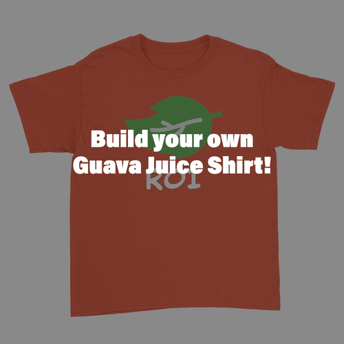Custom Guavs - Kids Youth T-Shirt