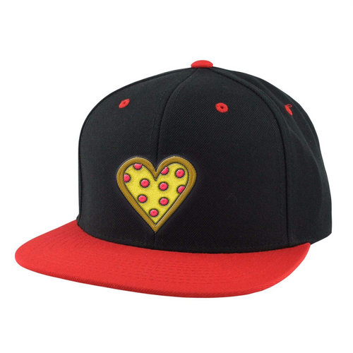 Pizza Heart Snapback