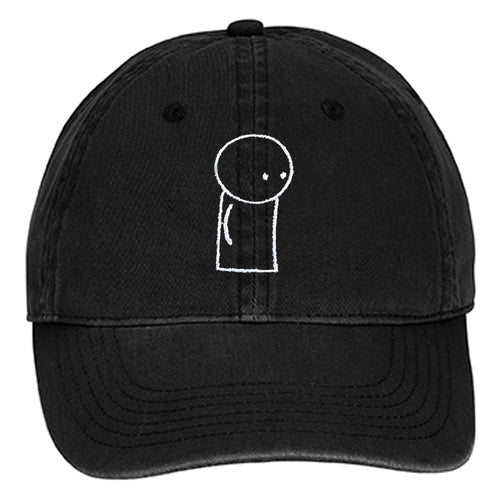 Oversimplified - Simple Embroidered Dad Hat