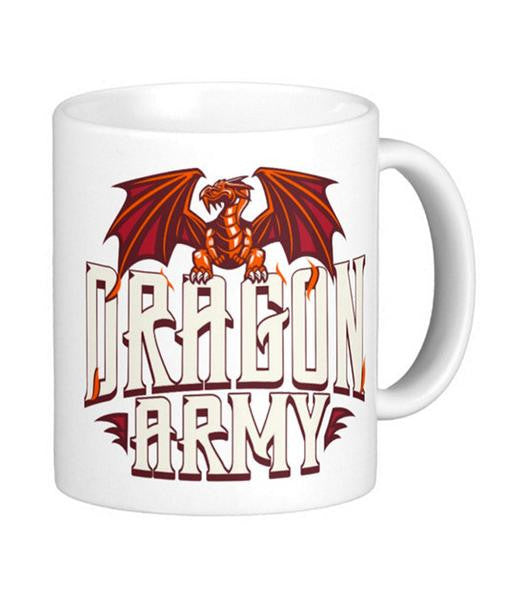Dragon Army Mug