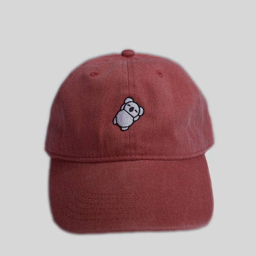 Koala Embroidery Hat - Unisex