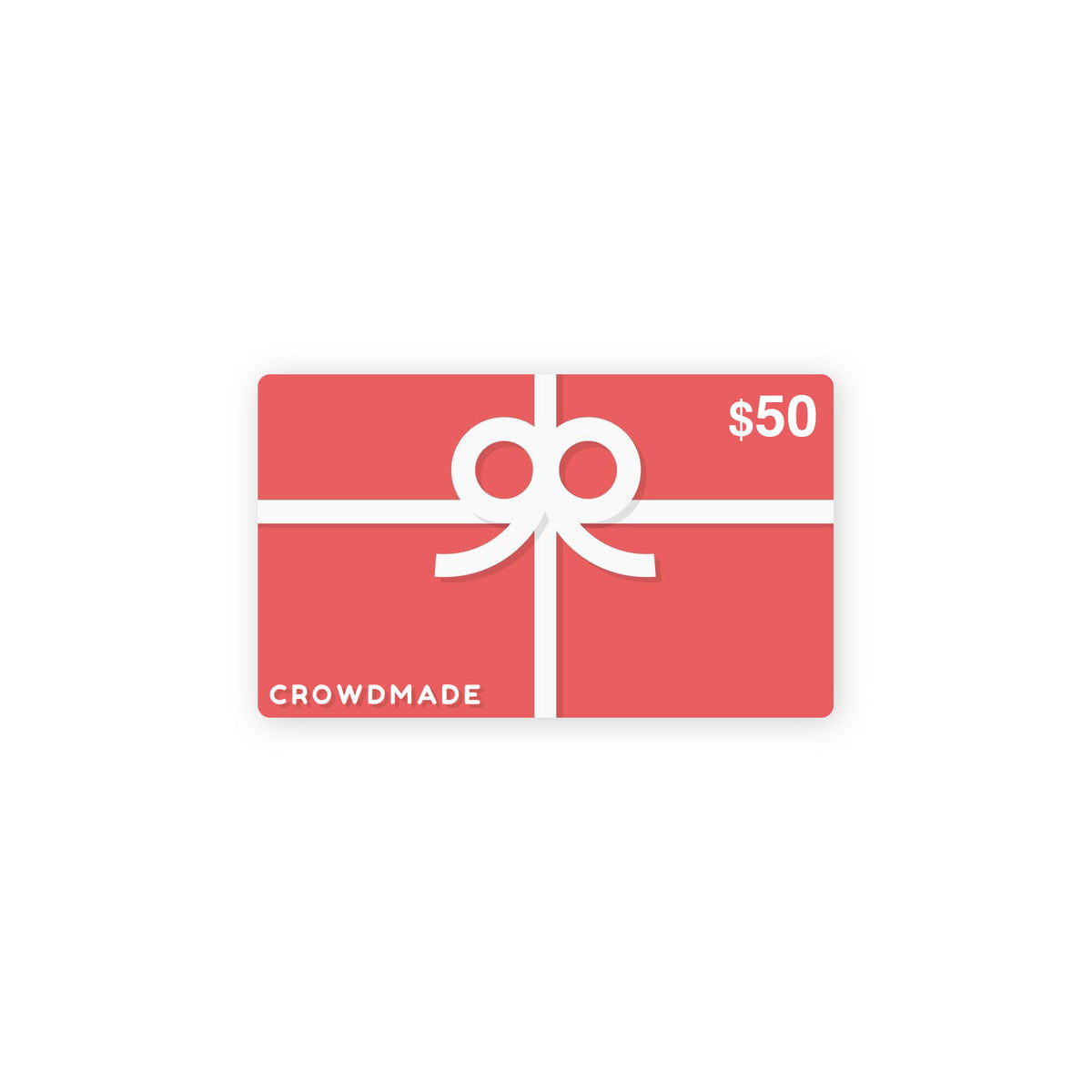 Crowdmade eGift Card