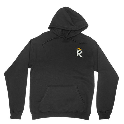 R Crown - Embroidered Unisex Pullover Hoodie