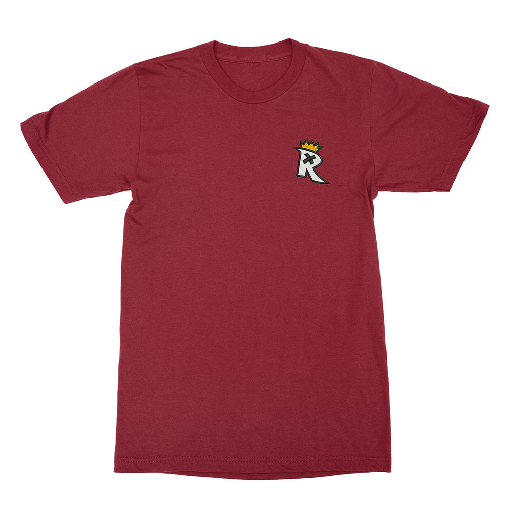 R Crown - Embroidered Unisex T-Shirt