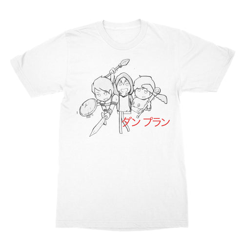 RPG Adventure Anime Shirt