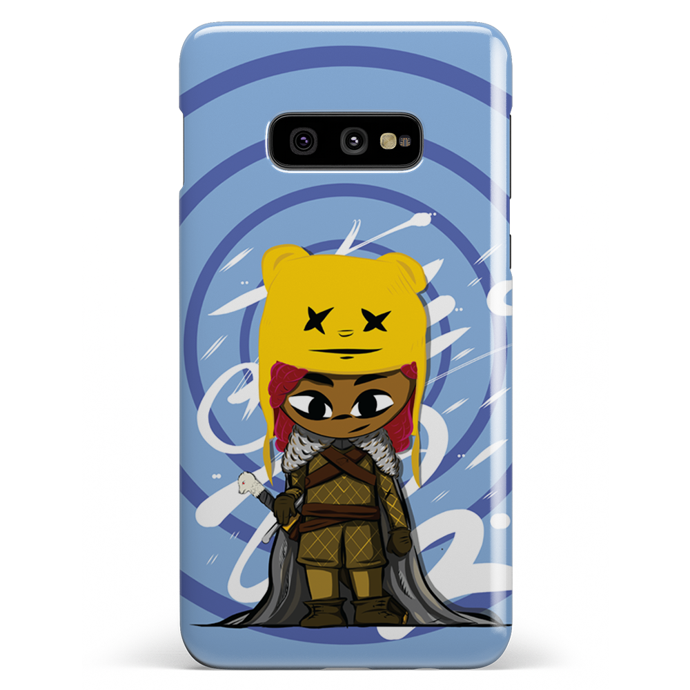 Buddy Behind The Wall Samsung Phone Case