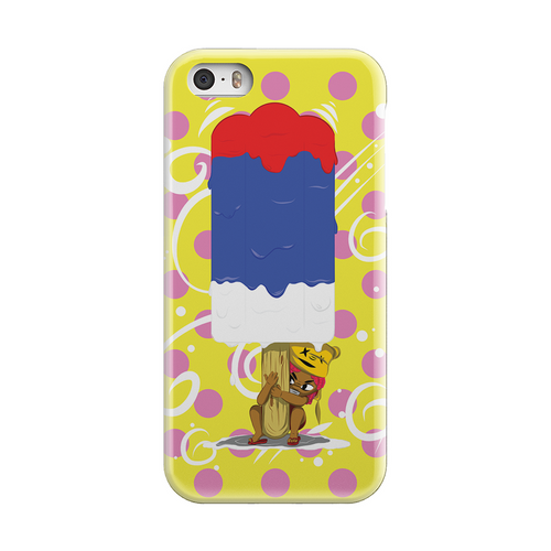 Summer Drip iPhone Case