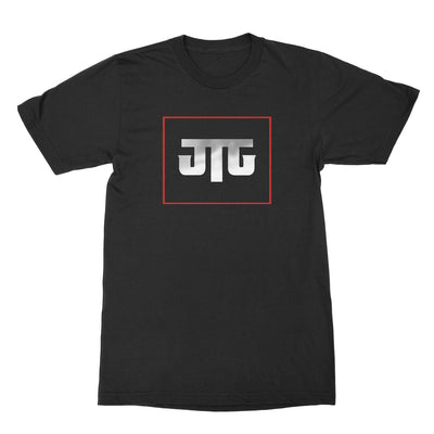 JTG Logo T-Shirt Black