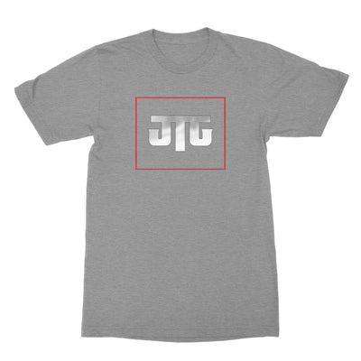 JTG Logo T-Shirt Heather Grey