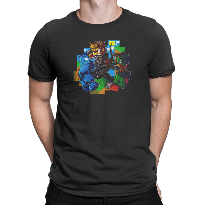 Kenworth Minecraft - Shirt