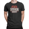 Dragon Army - Tshirt Black