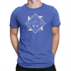 Trainer Tips Logo - Unisex Shirt Heather Royal