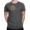 Peace - Unisex Shirt Heather Charcoal