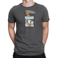 Happiness Jar Unisex Shirt Heather Charcoal