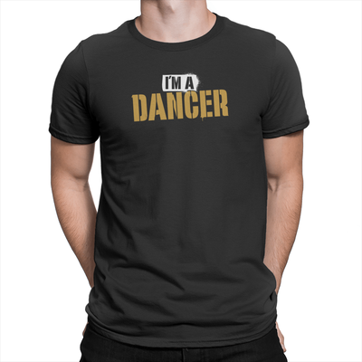 I'm A Dancer Unisex Shirt Black