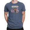 Hippocrips Unisex Shirt Heather Navy