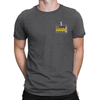 Authorized Immersion Scientist Unisex Shirt Heather Charcoal