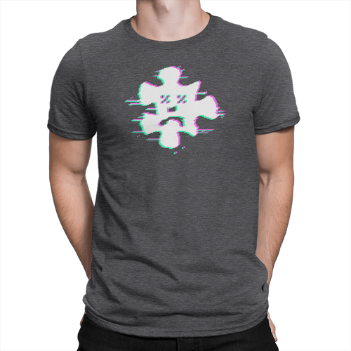 Glitch Chromatic - Unisex T-Shirt