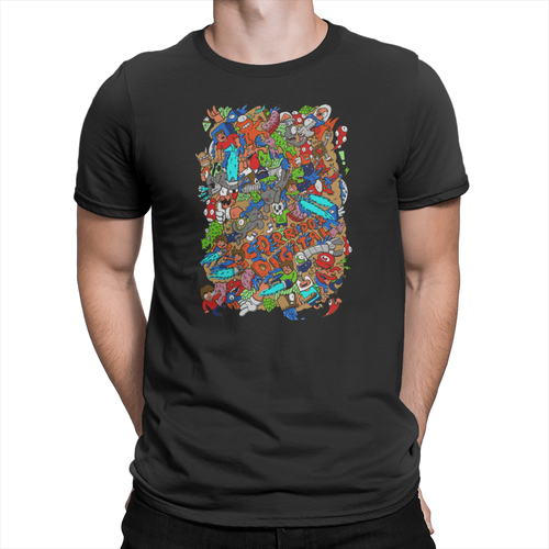 Collage - Unisex T-Shirt