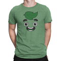 Happy Guavs Unisex Shirt Heather Kelly Green