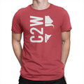 C2W - Unisex T-Shirt Red