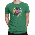 6 Kitties - Unisex T-Shirt