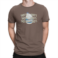 Shots - Unisex T-Shirt Brown