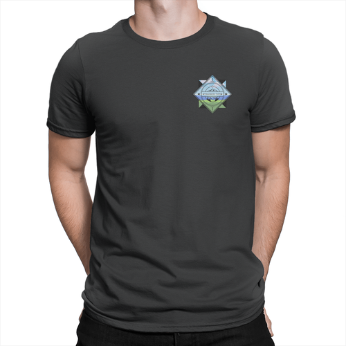 Trainer Tips Color Pocket Logo - Unisex T-Shirt