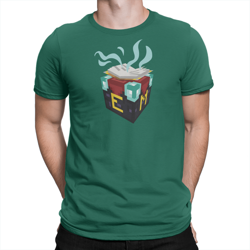 Enchanting Table - Unisex T-Shirt Evergreen