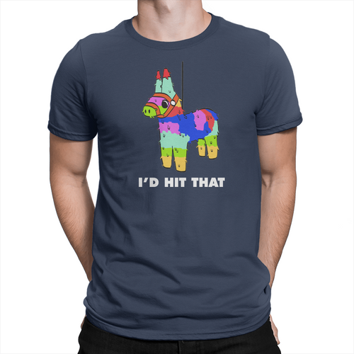 I'd Hit That - Lola - Unisex T-Shirt