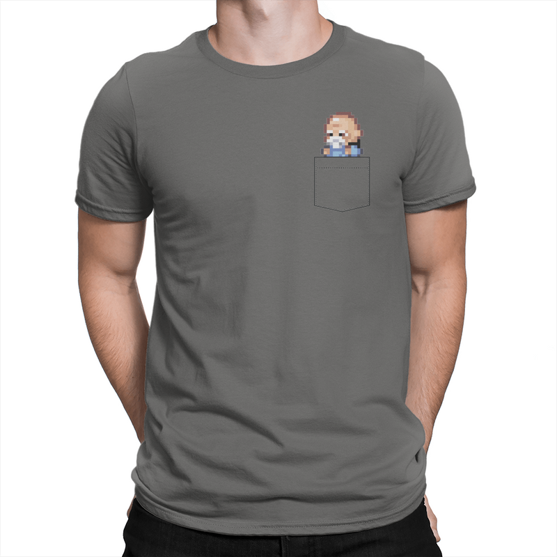 Pocket Hobo - Unisex T-Shirt