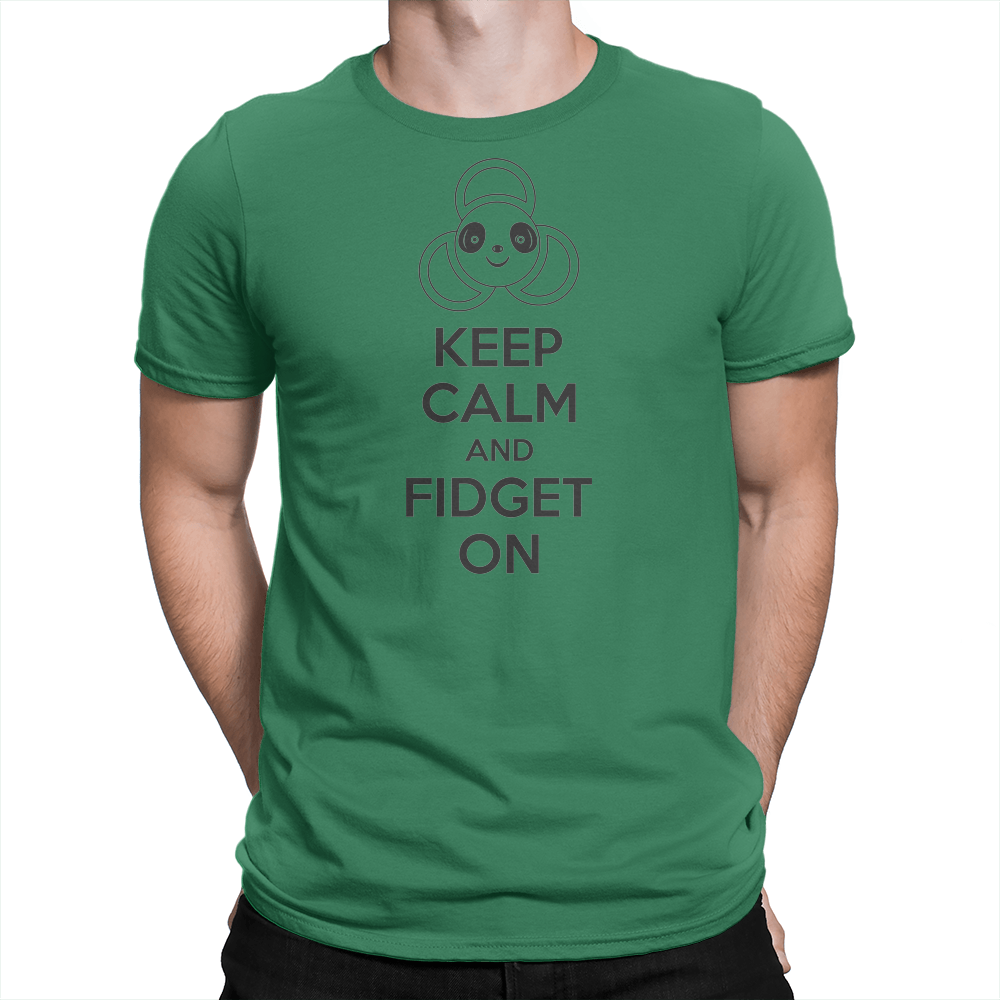 Keep Calm - Unisex T-Shirt Kelly