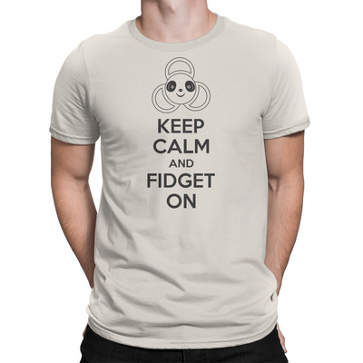 Keep Calm - Unisex T-Shirt