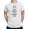 Keep Calm - Unisex T-Shirt White