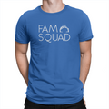 Fam Squad - Unisex T-Shirt True Royal
