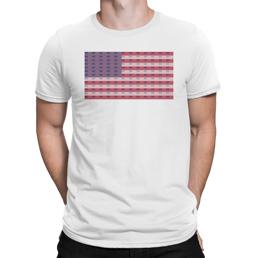 Super Flag - Unisex T-Shirt White