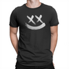 Smiley (Black) - Unisex T-Shirt Black